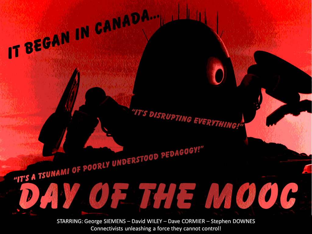 Day of the MOOC